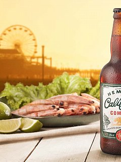 Cerveja California Common - 500ml