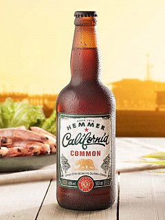 Cerveja California Common 500ml Hemmer