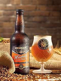 Cerveja Heinrich Golden Strong Ale 500ml Hemmer