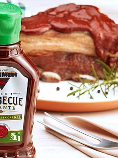 Molho Barbecue Picante 330g Hemmer